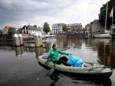 Havenmeesters Lingehaven belonen milieubewuste kajakkers