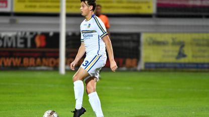 """Maarten Goossens (SKN Sint-Niklaas): """"Eerst het defensieve op punt zetten"""""""