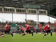 Oostenrijkse voetbalvrouwen voelen zich thuis op de Berg