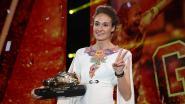 VIDEO. Het paar is compleet: Tessa Wullaert pakt haar tweede Gouden Schoen bij de vrouwen