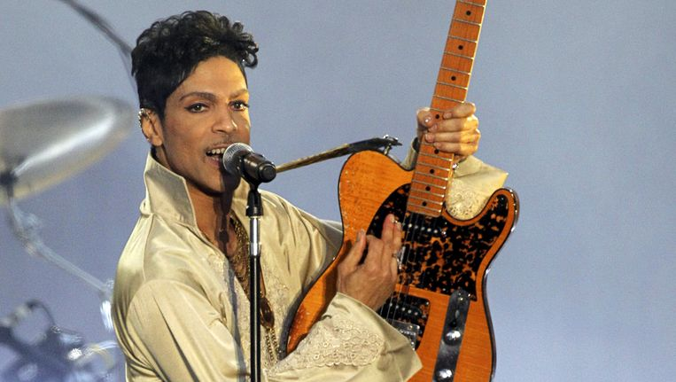 Prince Rogers Nelson (1958-2016).