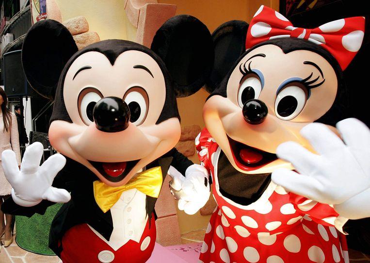 Mickey en Minnie Mouse zijn wel degelijk getrouwd.
