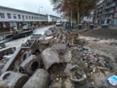 Werk aan het riool in Tilburg 'vele duizenden euro's' duurder vanwege asbest