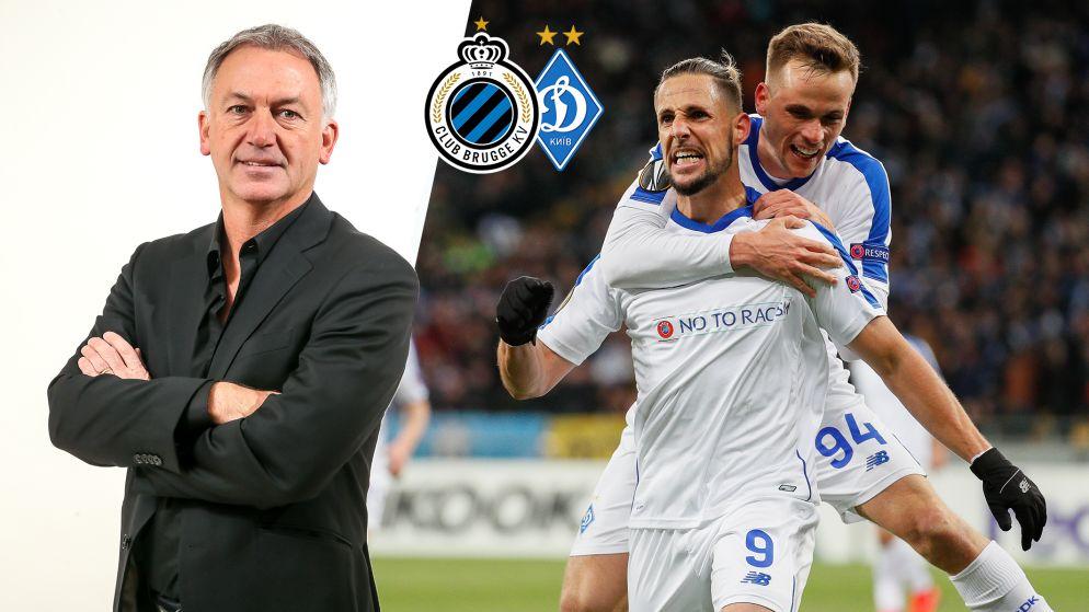 "Degryse over loting en tegenstander Dynamo Kiev: ""Club zal beste niveau moeten benaderen"""