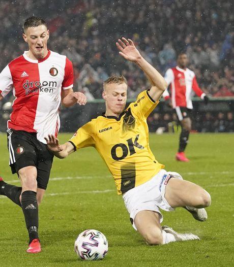 AS Monaco praat nog met NAC-verdediger Van Hecke