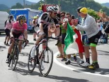 Dumoulin treft Yates en López weer in Giro