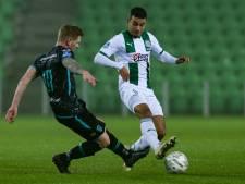 RKC Waalwijk lijdt na drie uitstekende weken nederlaag bij FC Groningen