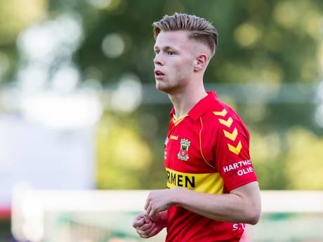Helmond Sport trekt spits Givan Werkhoven aan: 'Voor mijn persoonlijke ontwikkeling een goede stap'