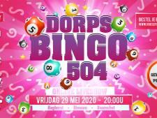Online bingo in Diessen, Baarschot en Haghorst om ondernemers te steunen