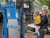 Vol weekend in Oss: Eerst kijken bij het levende standbeeld, dan een hapje