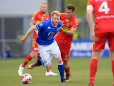 Spits Jort van der Sande van FC Den Bosch naar FC Eindhoven
