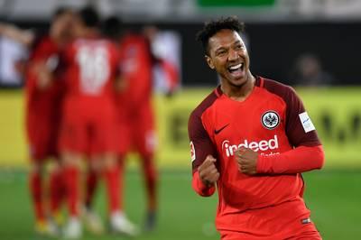 Goal De Guzman levert Eintracht puntje op tegen Wolfsburg
