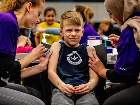 De GGD ging in gesprek met ouders over vaccineren: 'Niemand staat er blanco in'