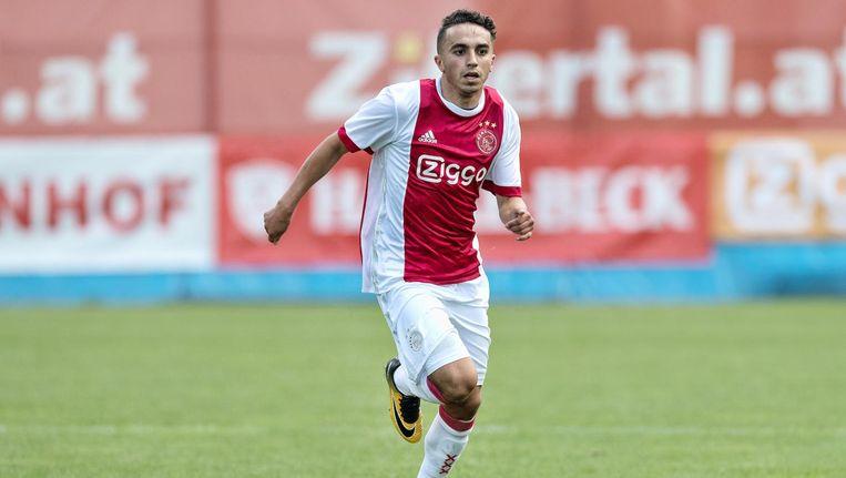Abdelhak Nouri zakte tijdens een oefenwedstrijd in juli in elkaar. Beeld anp