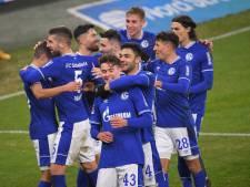 Un an plus tard, Schalke retrouve la victoire en Bundesliga