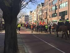 Koerden opnieuw de straat op in Amsterdam