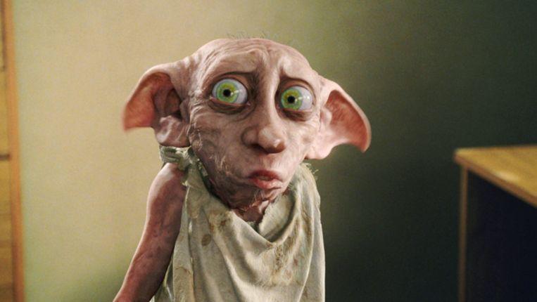 Dobby uit de Harry Potter-films.