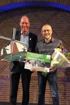 Monumentenprijs voor molenaar: beloond na veertig jaar vrijwillig malen