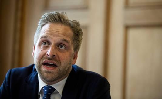 Hugo de Jonge (CDA).