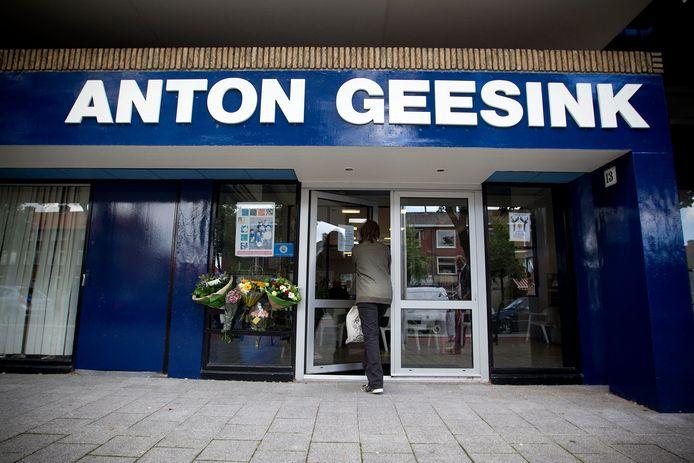 In de sportschool van de legendarische Utrechtse judoka Anton Geesink komen 24 kleine appartementen.