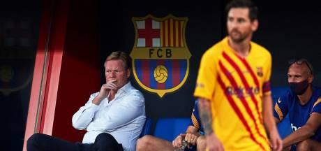 Koeman start bij Barcelona met overwinning op derdeklasser
