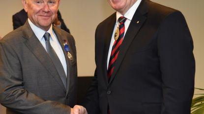 Freddy Declerck krijgt Australische onderscheiding