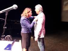 Koninklijke onderscheiding voor Jacques Boonman van Podium Reimerswaal
