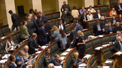 """N-VA wil middenbeuk van parlement: """"Laat PVDA maar bij Belang zitten"""""""