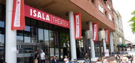 Isala Theater blijft open, al is het maar voor dertig man