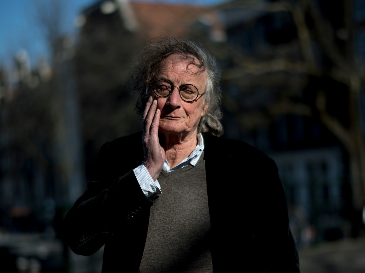 Schrijver Thomas Verbogt.