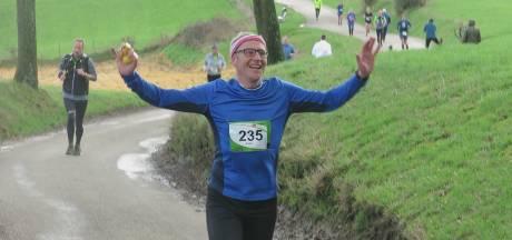 12-12-12-marathon in Geldrop: Koen Peeters loopt voor twee goede doelen