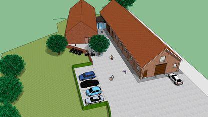 Bouw jeugdcentrum in Kwartier Moorslede start nog dit jaar