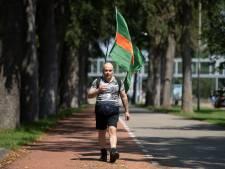 Bart loopt stiekem toch een soort Vierdaagse: 'Ik had al 150 kilometer getraind, dus ik zocht een uitdaging'