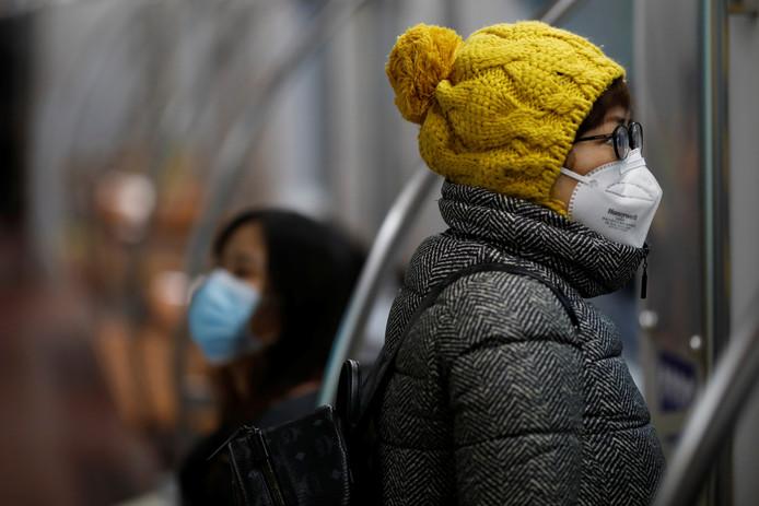 Pékin, ce lundi 10 février.
