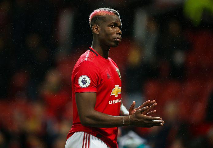 Paul Pogba ne jouera pas contre Liverpool.