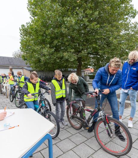 De Zaaier in Nieuwleusen scherp bij fietsenkeuring (zonder pardon)
