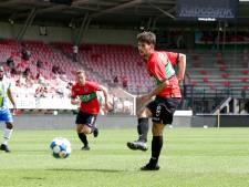 Na tweehonderd 'oefenpingels' zijn de penalty's bij NEC voor Jordy Bruijn