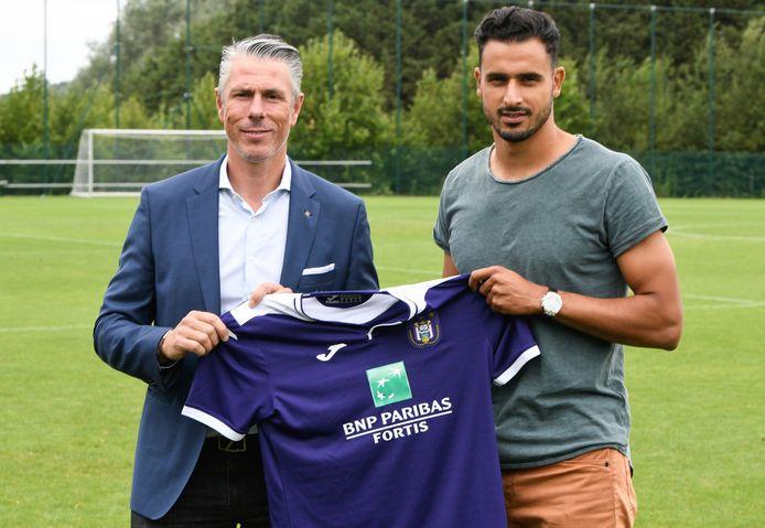Le transfert réussi de Nacer Chadli a plaidé en faveur de Michael Verschueren