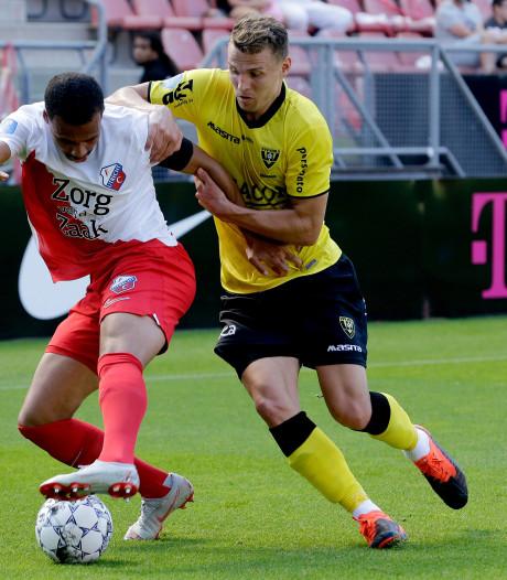 Utrecht grijpt naast koppositie door zure nederlaag tegen VVV