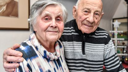 """Het recept voor 70 jaar huwelijksgeluk: """"Elke dag samen een boterham met rauwe hesp delen"""""""