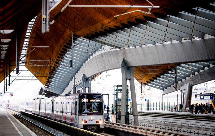 Station Bijlmer Arena.