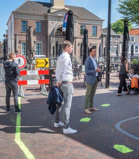Zes coronapatiënten erbij in Harderwijk, in zes dagen