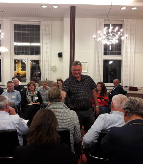 Raad van Oisterwijk houdt botte bijl op zak: creatief boekhouden en hopen op Den Haag