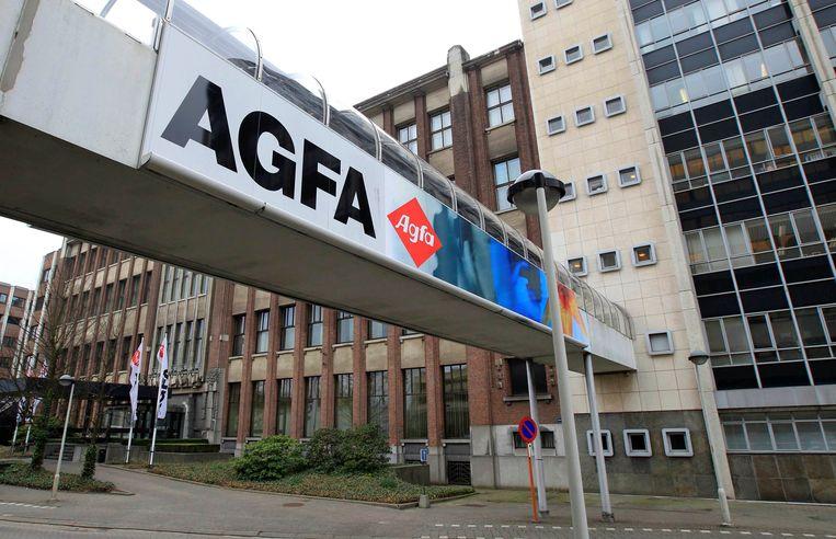 Het hoofdkwartier van Agfa-Gevaert in Mortsel.