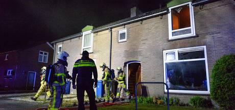Twee gewonden bij woningbrand in Apeldoorn