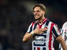Fran Sol geniet van nieuw elan bij Willem II
