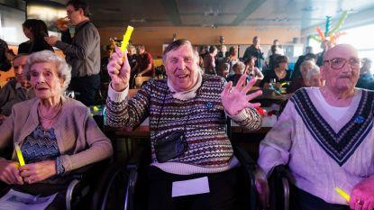 """Tomorrowland trakteert rusthuisbewoners op spetterend feestje: """"Er dansen mensen mee  die anders amper kunnen stappen"""""""