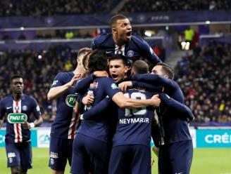 PSG is voor derde jaar op rij kampioen, twee clubs degraderen nu Ligue 1 ook officieel is stopgezet