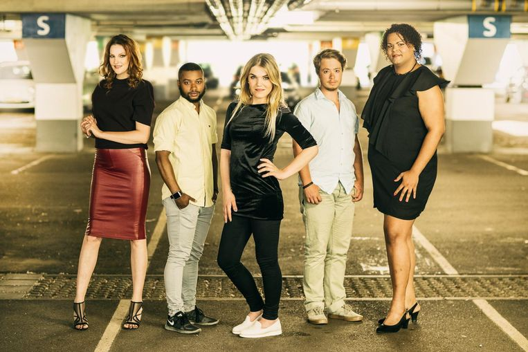 Vijf transgenders op zoek naar liefde Beeld EO
