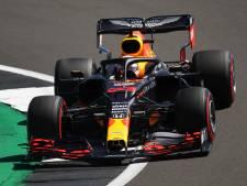 Verstappen in eerste training derde op gepaste afstand van Mercedessen